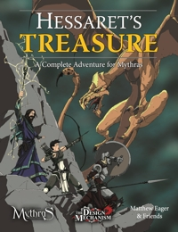 Hessaret's Treasure: A Complete Adventure for Mythras