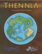The World of Thennla: A Setting for Mythras