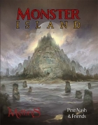 Monster Island: An Adventure Setting for Mythras