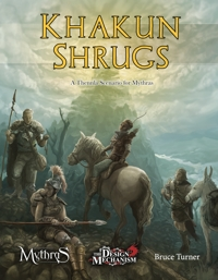 Khakun Shrugs: A Thennla Scenario for Mythras