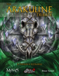 The Arakuline Tribute: A Thennla Scenario for Mythras