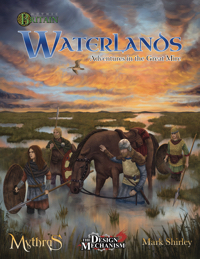 Waterlands: Adventures in the Great Mire