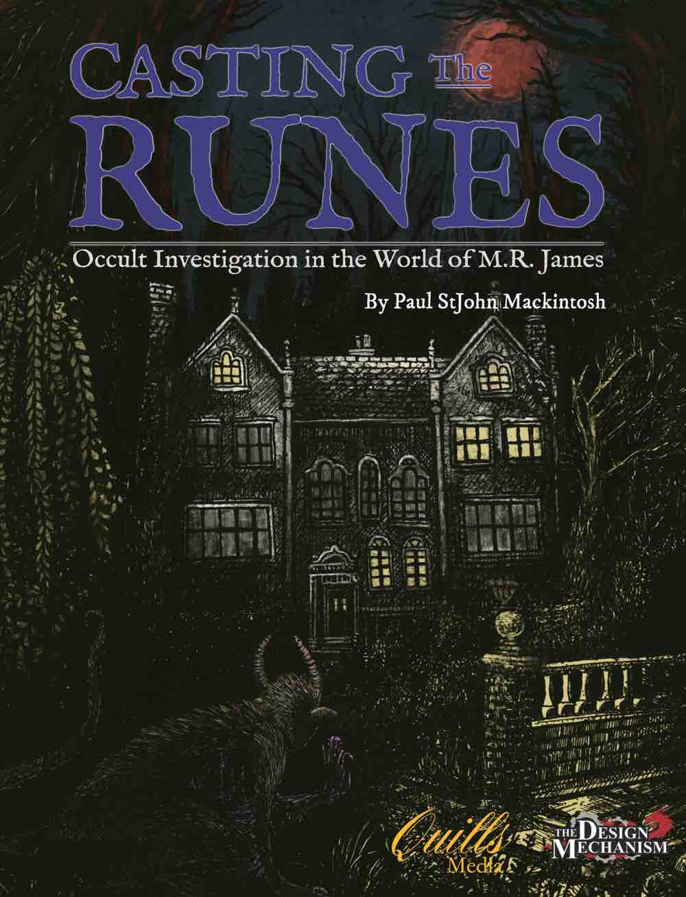 Casting the Runes: Occult Investigation in the World of M.R. James